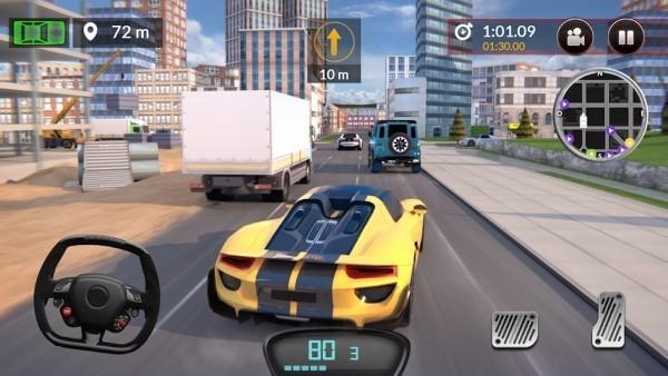 加速驾驶截图3