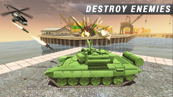 顶级军队坦克截图2