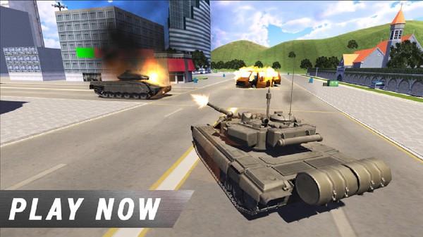 顶级军队坦克截图1