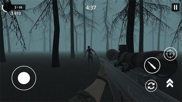 猎人僵尸生存截图4
