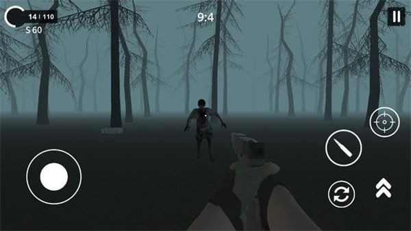 猎人僵尸生存截图3