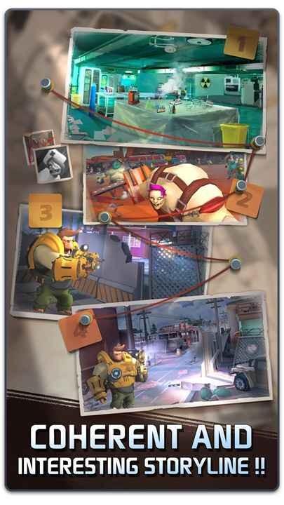 猿救小队截图3