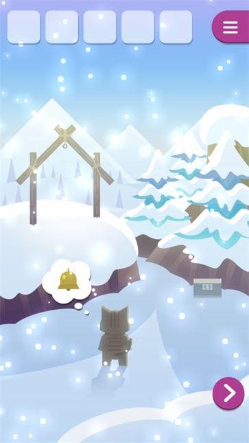 逃出动物雪岛截图1