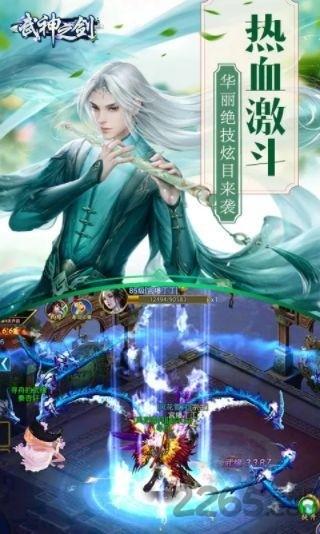 女武神之剑截图1