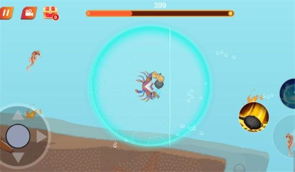 抖音最强大螃蟹截图2