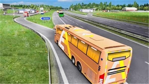 愤怒的巴士驾驶冒险截图1