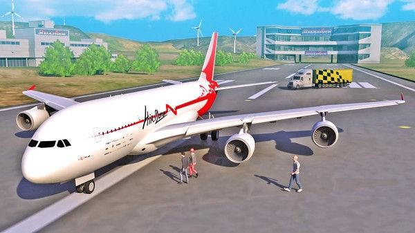飞行员模拟截图1