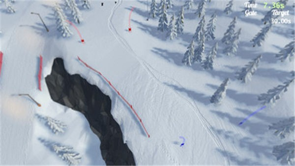 高山滑雪模拟器完整版截图3