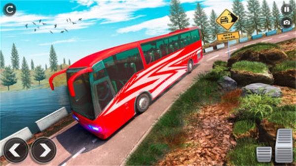 真实巴士驾驶模拟截图2