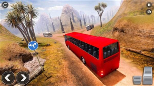 真实巴士驾驶模拟截图3