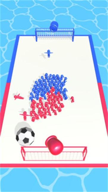 拥挤的足球截图4