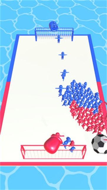 拥挤的足球截图2