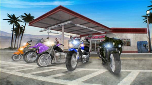 摩托骑士遨游美国截图3