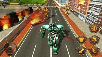 机器人战争英雄3D截图1
