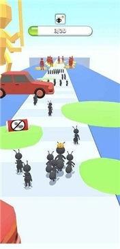 蚂蚁跑跑跑截图1