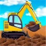 建筑施工卡车