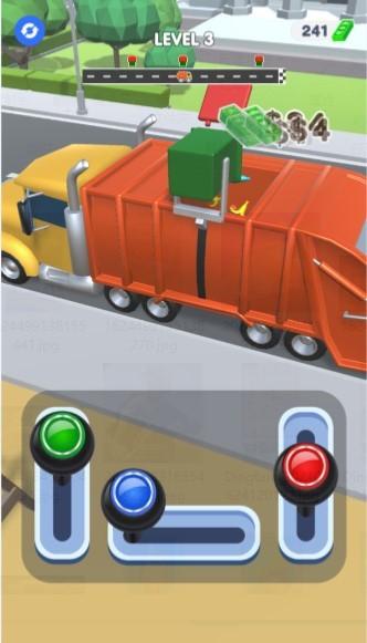 垃圾车老司机手游截图2