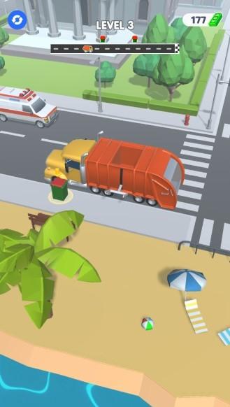 垃圾车老司机手游截图3