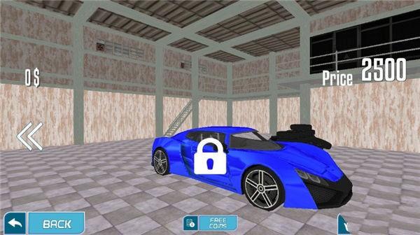 极速汽车驾驶截图1