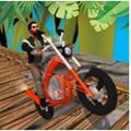 摩托车特技丛林赛3D
