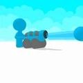 大炮比赛3D