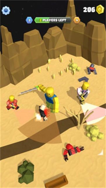 机器人粉碎战截图2