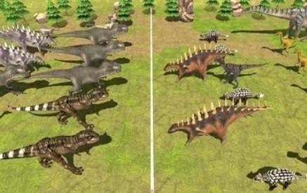 侏罗纪恐龙狂暴截图3