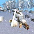 雪地北极生存冒险