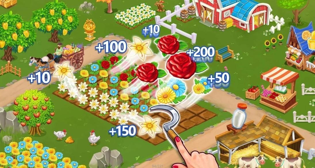农场花园城市线下农场截图2