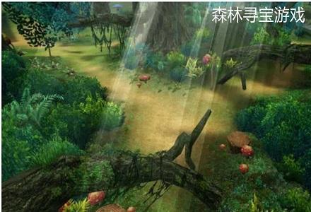 森林寻宝游戏