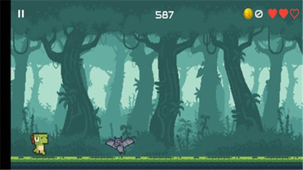 恐龙奔跑截图1