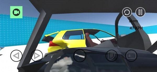 汽车碰撞驾驶截图3