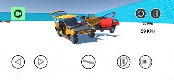 汽车碰撞驾驶截图1