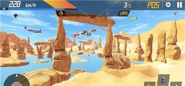 翼装喷气式飞行比赛截图2