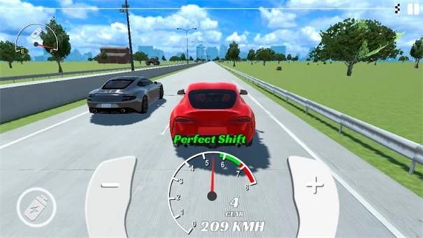 街头飙车3D截图2