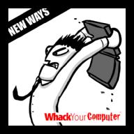 重击你的电脑