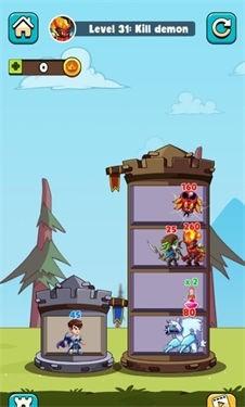 英雄塔之战截图3