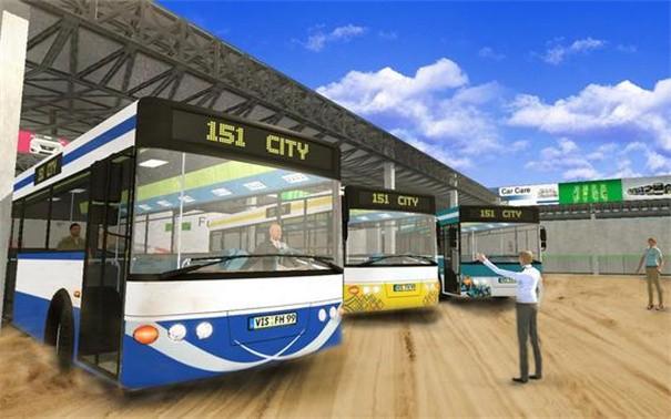旅游巴士山司机运输截图4