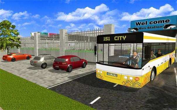 旅游巴士山司机运输截图1