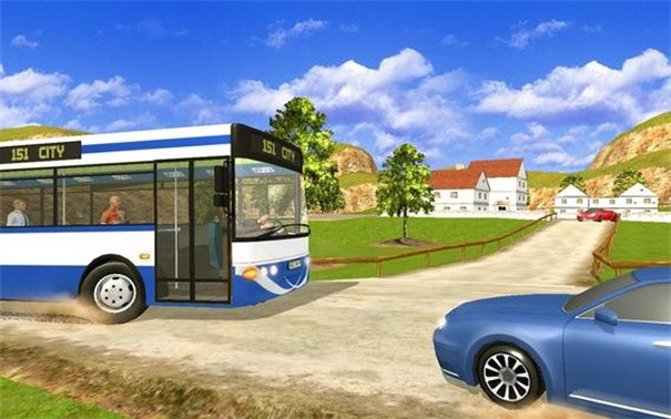 旅游巴士山司机运输截图2