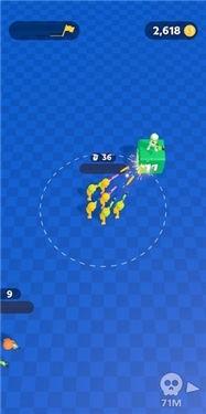 斜线与冲突截图3