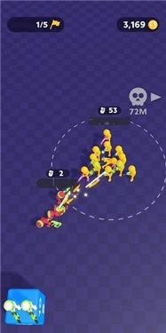 斜线与冲突截图1