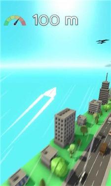 纸飞机月亮截图3