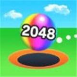 一杆进洞2048