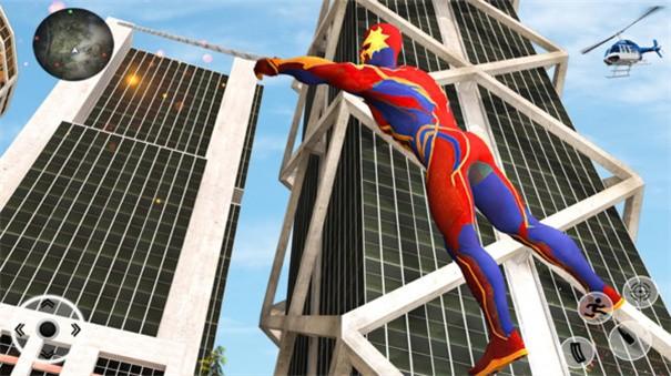 绿蜘蛛超人之城截图1