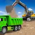 救援挖掘机