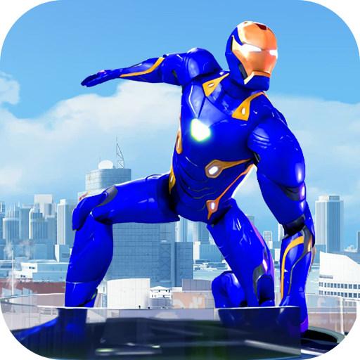 城市钢铁英雄