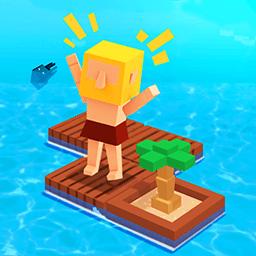 放置木筏求生