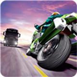 模拟摩托车竞赛