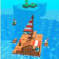 木筏海上漂流模拟器